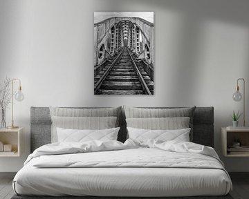 the bridge to nowhere van Van Karin Fotografie