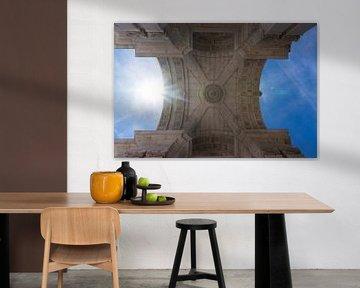 Arco Triunfal Lissabon von Jacco van der Giessen