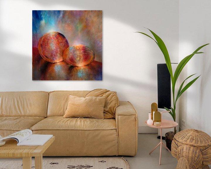 Beispiel: Zwei Murmeln von Annette Schmucker