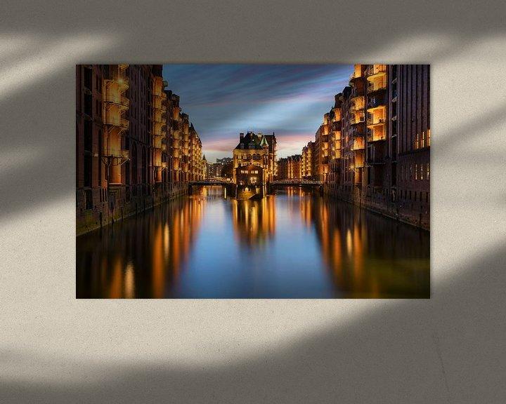 Beispiel: Hamburg von Patrick Noack