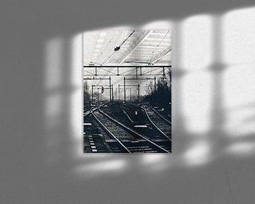 Eisenbahn von Bianca Wisseloo