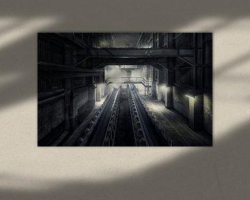 dusty night van Dieter Herreman