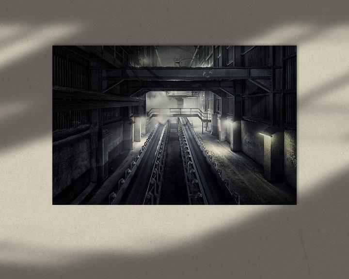 Sfeerimpressie: dusty night van Dieter Herreman