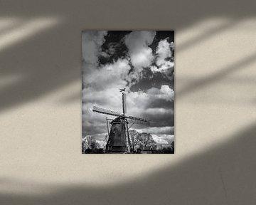 LOST IN HOLLAND 2019-210 (bw) van OFOTO RAY van Schaffelaar