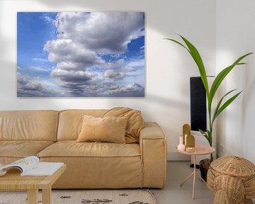 Wolken van Angelo van der Klift