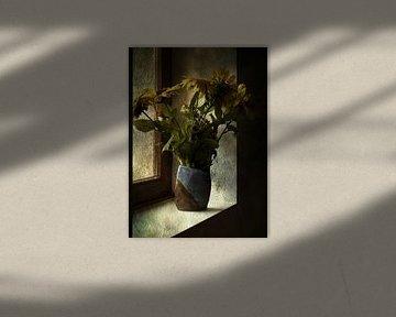Zonnebloemen von Angelo van der Klift