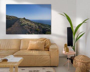 La Palma | Road to El Faro van Rob van der Pijll