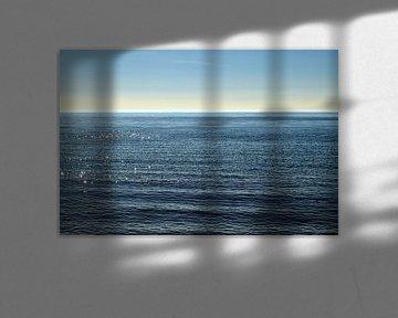 De zee bij Zoutelande