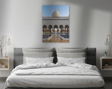 Sheik Zayed Mosque van Bart Hendrix
