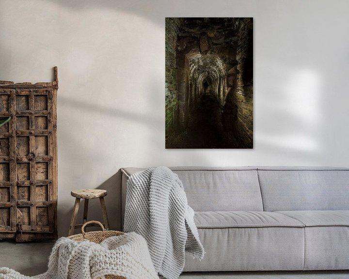 Beispiel: Tunnel with fantom von Steven Langewouters