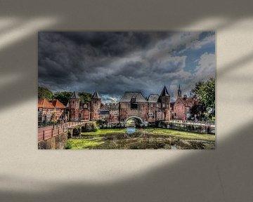 Koppelgate, Amersfoort, The netherlands von Maarten Kost