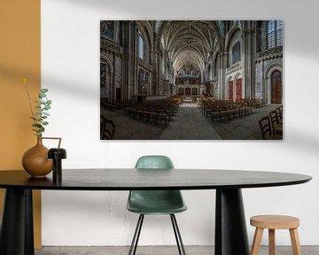 De Kathedraal van Bordeaux