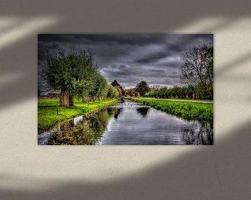 Thema Landschap, Woudenberg von Maarten Kost