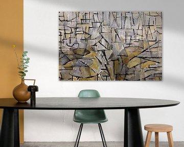 Tableau Nr. 4, Piet Mondrian