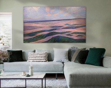 Landschaft mit Dünen, Piet Mondrian