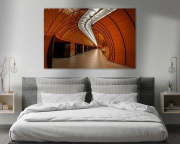 Im Tunnel von Sabine Wagner