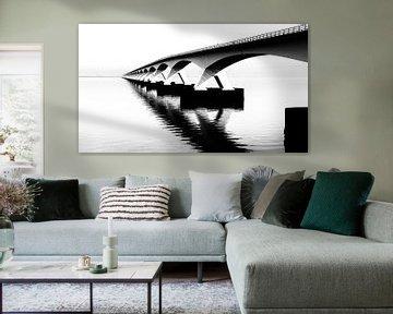 zeelandbrug van Yvonne Blokland