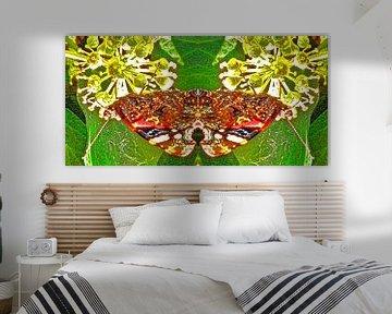 Vlinder/butterfly von Susan Stiletti