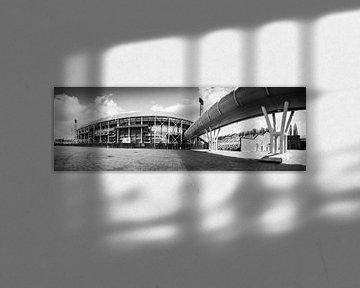 Stadion Feijenoord - De Kuip van Anthony Malefijt