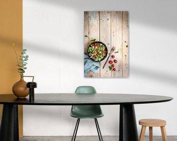 Salade van Susan Lambeck