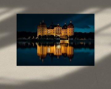 Schloss Moritzburg von Sabine Wagner