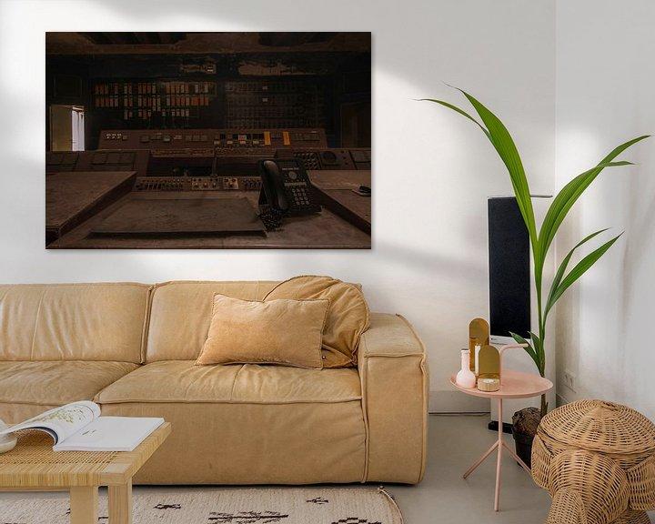 Beispiel: control room von Katjang Multimedia