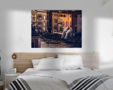 Venedig – Canal Grande / Support von Alexander Voss