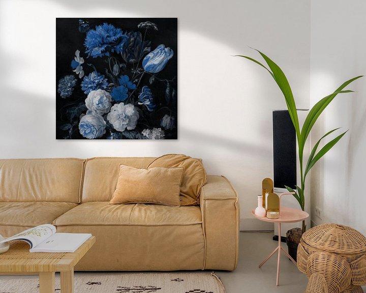 Sfeerimpressie: Still Life - Delft Blue van Marja van den Hurk