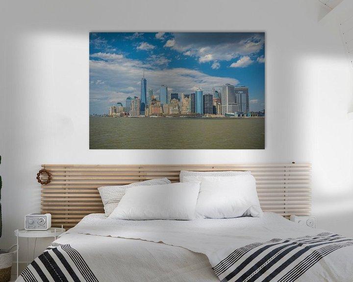 Sfeerimpressie: Manhattan van Jeroen de Jongh