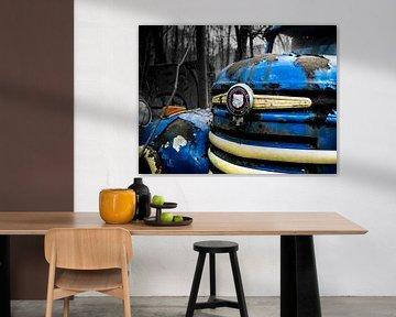 Plymouth Car Urbex von Helga fotosvanhelga