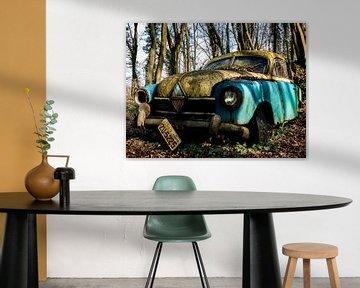 Borgward Hansa Urbex von Helga fotosvanhelga