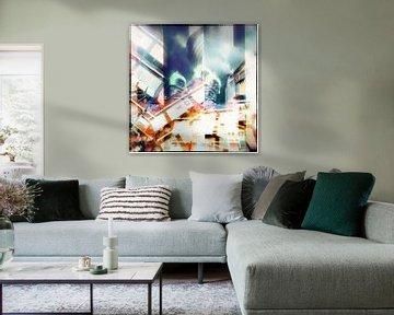 HotelNewYork Rotterdam HNY lomography dutch hotels multiexposure van MadebyGreet