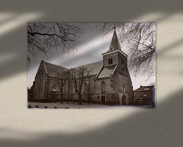 Dorfkirche in Maarssen von Jan van der Knaap