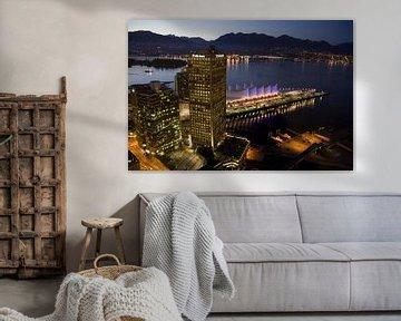 Skyline of Vancouver  von Karin Hendriks Fotografie