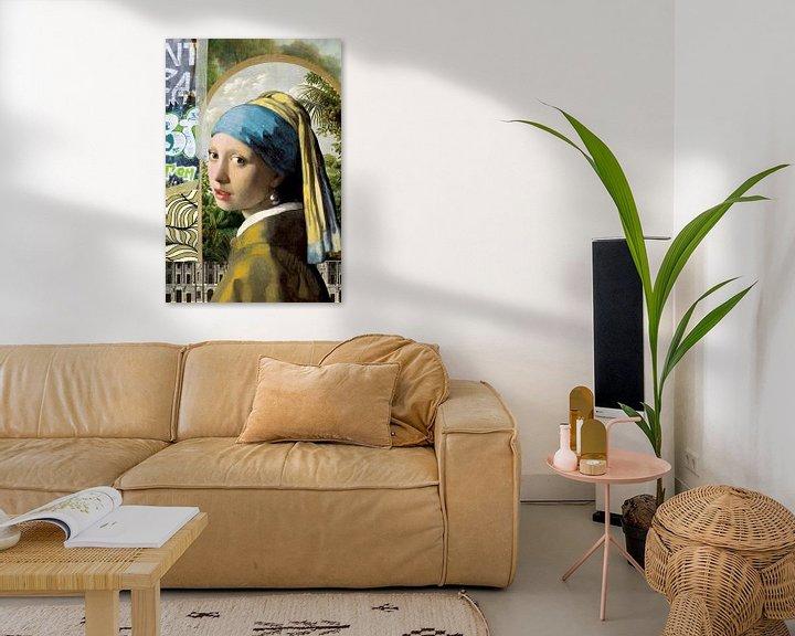 Sfeerimpressie: Meisje met de Parel - The Mash-Up van Marja van den Hurk