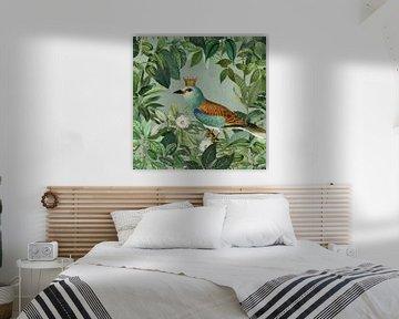 Dschungelkönig von Andrea Haase