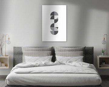 Skandinavisches Design Nr. 60 von Melanie Viola