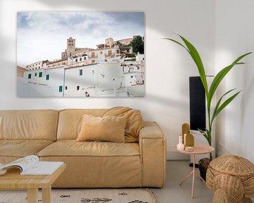 Ibiza-Stadt von Sharona Sprong