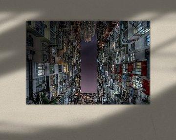 Hong Kong Apartments van Mario Calma