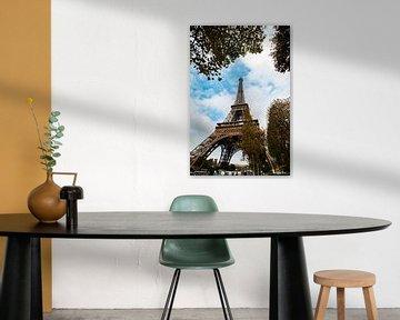 Eiffeltoren van Luuk Holtrop