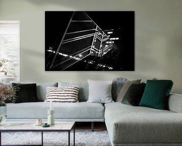 straight lines van Ann Beckers