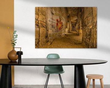Grotten Zonneberg, Maastricht von Bert Beckers