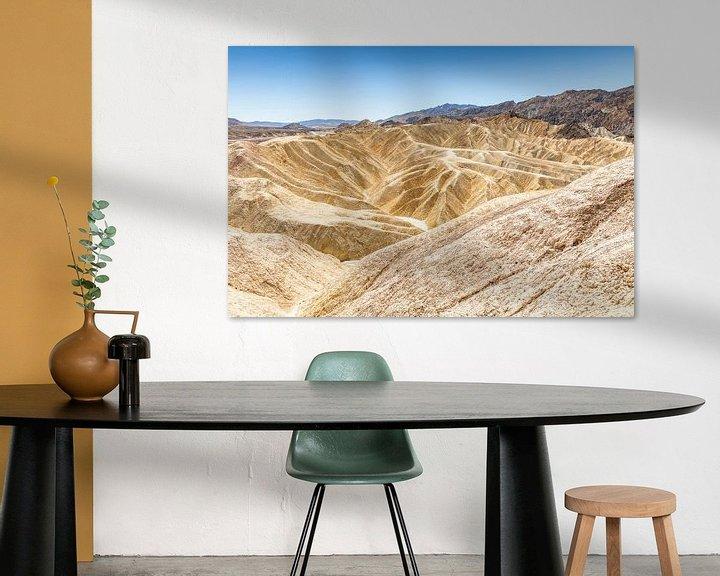 Sfeerimpressie: De droogte van Death valley van Martijn Bravenboer