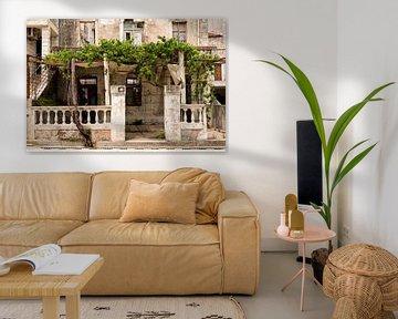 Old-House Montenegro van Coby Vriens