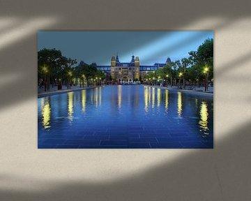Rijksmuseum Amsterdam van Patrick Lohmüller