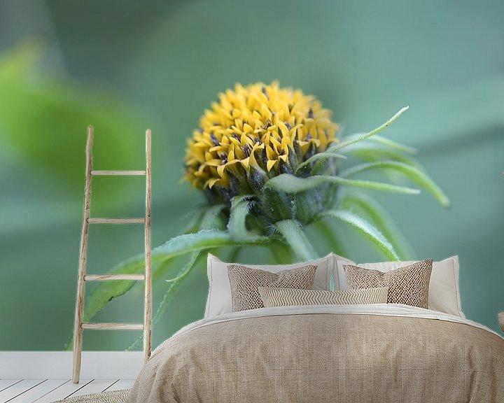 Impression: Fresh solid sunflower sur Julien Willems Ettori