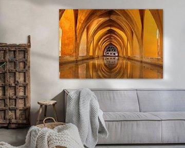 Badhuis Real Alcázar van Anton Pronk