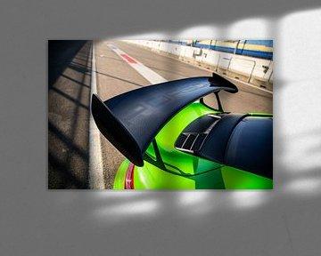 Porsche 911 GT3 RS von Martijn Bravenboer