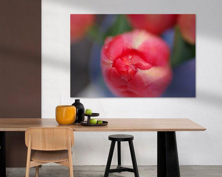 Sfeerimpressie: Tulp in de knop van Rob De Jong