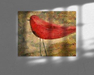 The red Bird - e04 von Aimelle ML